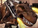 Динозавр в Мексике