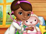 Доктор Плюшева: лечить игрушки