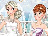 Холодное сердце: двойная свадьба