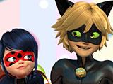 Леди Баг и Супер Кот: стрелок пузырями