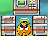 Спаси апельсин 7: космическое путешествие