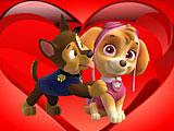 Щенячий патруль любовь