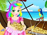 Принцесса Джульетта: побег с острова сокровищ