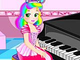 Принцесса Джульетта: уроки фортепиано