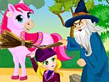 Принцесса Джульетта любит пони