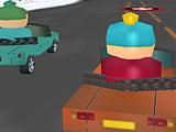 Южный Парк: гонки 3Д