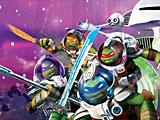 Черепашки в космосе