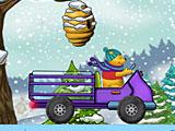 Винни Пух: грузовик с медом