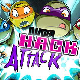 Черепашки ниндзя: хакерская атака