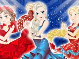 Принцессы Диснея: 4 танца