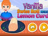 Холодное сердце: Анна готовит ванильный рулет