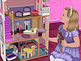 Кукольный дом для Барби