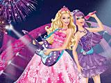 Барби и поп звезда