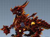 Робот Бериал Дракон