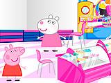 Свинка Пеппа: магазин мороженого