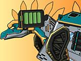 Собрать робота Кентрозавр