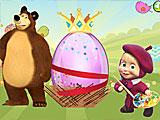 Маша и Медведь: Пасха