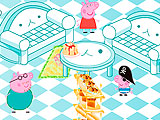 Свинка Пеппа: пекарня