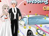 Холодное сердце: свадебная машина Эльзы