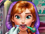Холодное сердце: Анна у дантиста