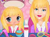 Барби и дочь модницы