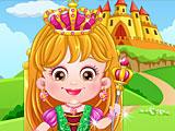 Малышка Хейзел: принцесса королева