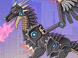 Собирать роботов: черный дракон