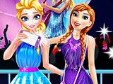 Холодное сердце: Эльза и Анна на концерте
