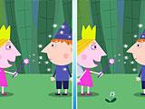 Маленькое Королевство: найди отличия