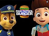 Щенячий патруль: готовить бургер