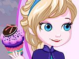 Принцессы Диснея кексы