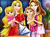 Принцессы Диснея: шоппинг