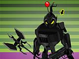 Собрать робота воина