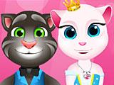Уход за кошкой принцессой Анжелой