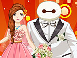Город героев: свадьба Беймакса