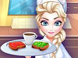 Холодное сердце: завтрак ресторана Эльзы