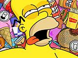 Симпсоны: найди Гомера