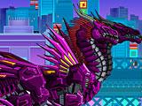 Собирать роботов: двухголовый дракон