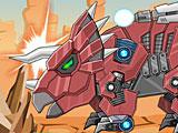 Война игрушек: робот трицератопс