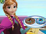 Холодное сердце: Анна готовит пончики