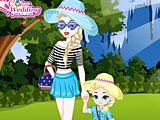 Эльза и ее дочь