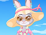Зверополис одевалки: летний стиль Джуди Хопс