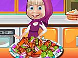 Маша шеф повар