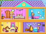 Маша и Медведь: кукольный домик