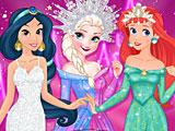 Принцессы Диснея: конкурс красоты