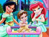 Принцессы Диснея: украшение детской комнаты