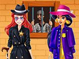 Принцессы Диснея: Жасмин и Ариэль детективы