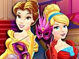 Принцессы Диснея: маскарад