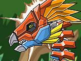 Роботы динозавры Теризинозавр