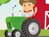 Трактор ферма